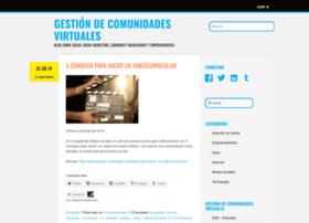 gestioncomunidadesvirtuales.wordpress.com