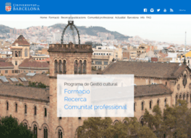 gestioncultural.org