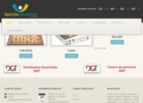 gestiondeportivaperu.org