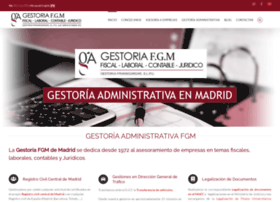 gestoriafgm.es