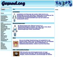 gesund.org