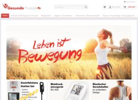 gesundeprodukte.ch