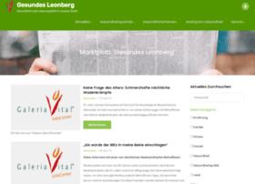 gesundes-leonberg.de