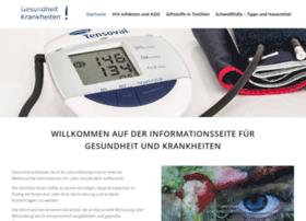 gesundheit-krankheiten.de