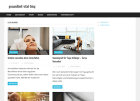 gesundheit-vital-blog.de