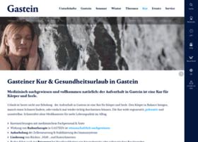 gesundheit.gastein.com