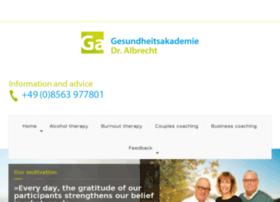 gesundheitsakademie-schmidbauer.de