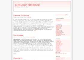 gesundheitsblock.de
