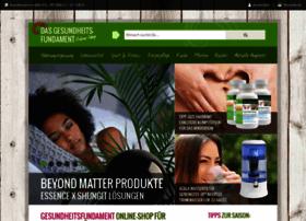 gesundheitsfundament.de
