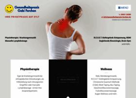 gesundheitspraxis-sylt.de
