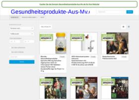 gesundheitsprodukte-aus-mv.de