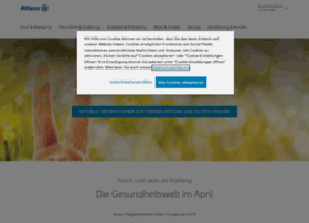 gesundheitswelt.allianz.de
