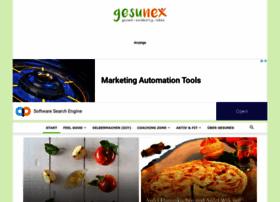 gesunex.de