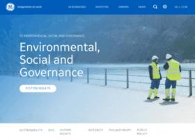 gesustainability.com