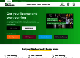 get-licensed.co.uk