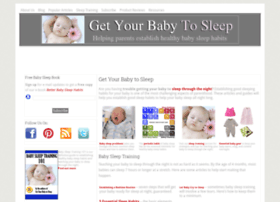 get-your-baby-to-sleep.com