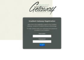 getaway.gradientfinancialgroup.com