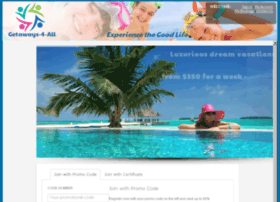 getaways4all.com