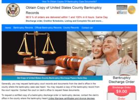 getbankruptcyrecords.com