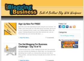 getbloggingforbusiness.com