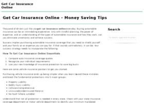 getcarinsuranceonline.org