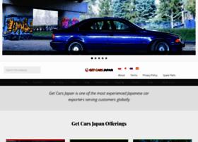 getcarsjapanauction.com