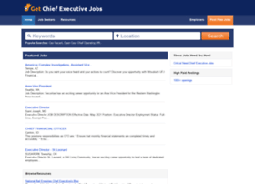 getchiefexecutivejobs.com