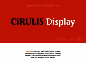 getcirulis.com