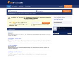 getdancejobs.com