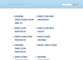 getdrivingdirections.co