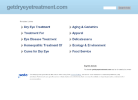 getdryeyetreatment.com