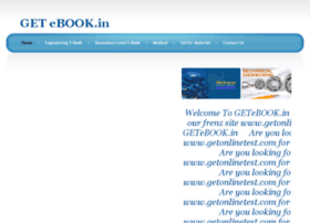 getebook.in