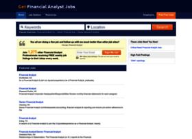 getfinancialanalystjobs.com