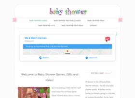 getfreebabyshowergames.com