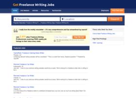 getfreelancewritingjobs.com