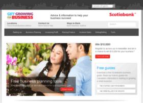 getgrowingforbusiness.scotiabank.com
