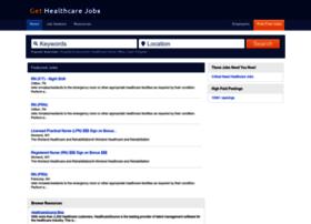 gethealthcarejobs.com
