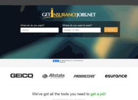 getinsurancejobs.net