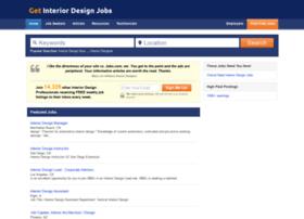 getinteriordesignjobs.com