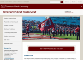 getinvolved.siu.edu