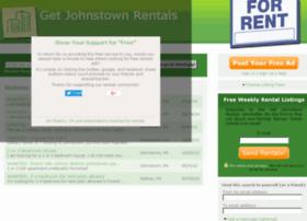 getjohnstownrentals.com