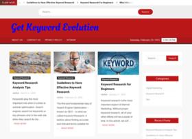 getkeywordevolution.com