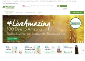getlivinghealthy.myshaklee.com