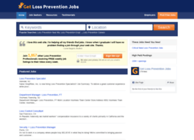 getlosspreventionjobs.com