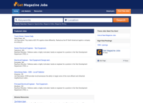 getmagazinejobs.com