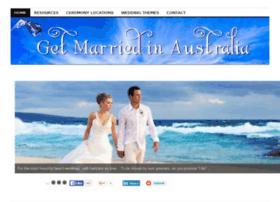 getmarriedinaustralia.com