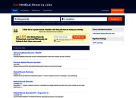 getmedicalrecordsjobs.com