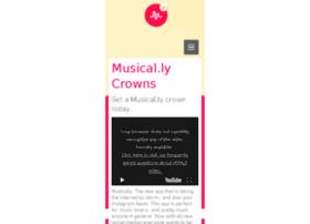 getmusicallycrown.com