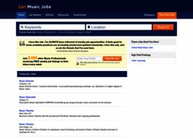 getmusicjobs.com