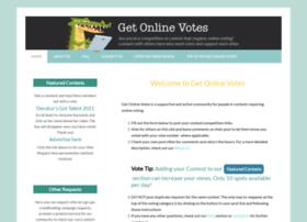 getonlinevotes.com